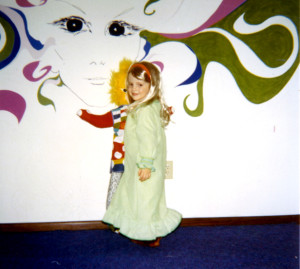 The early years of a successful fantasy author