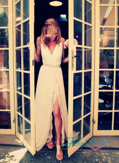 Rachel can definitely rock this dress!
