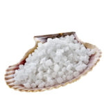 Use sea salt to cleanse your crystals